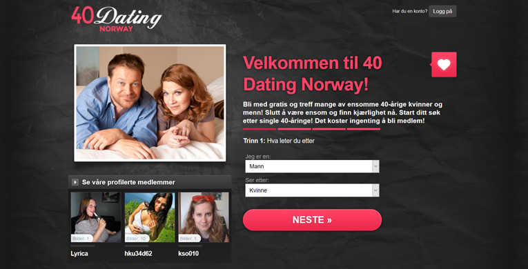 40 Dating Norway