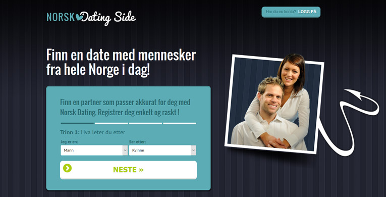 Norsk Dating Side